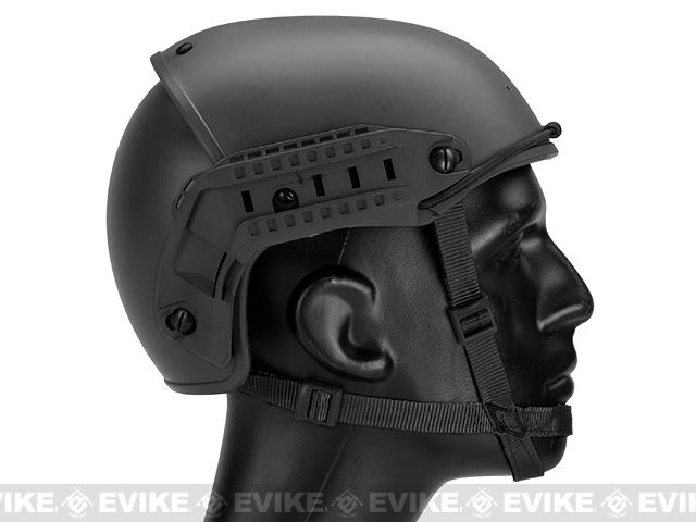 Avengers Air Flow Type Bump Helmet - Black