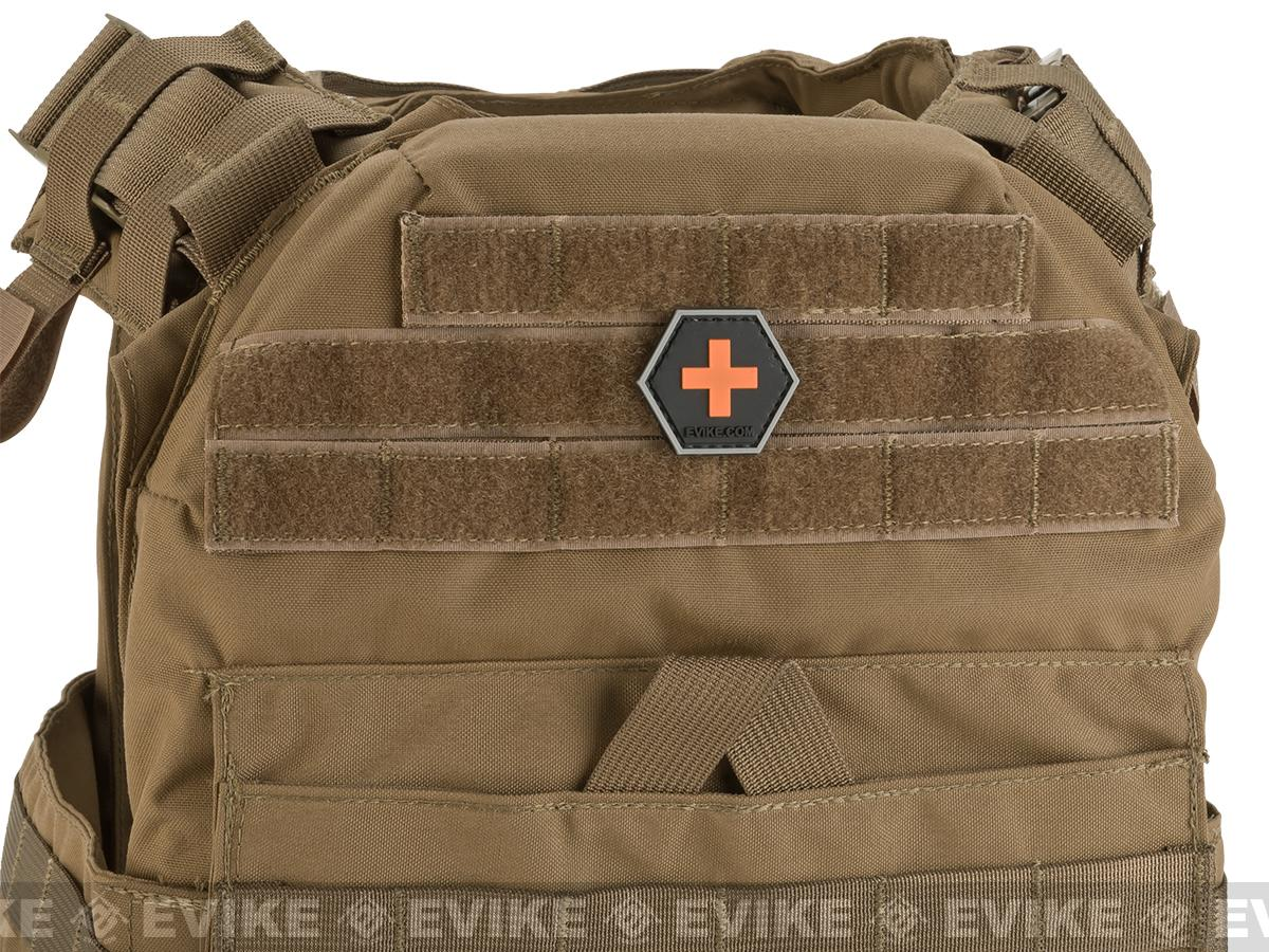 Operator Profile PVC Hex Patch  Player Class Series (Class: Medic)