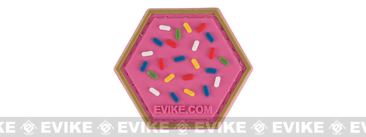 Operator Profile PVC Hex Patch  Sweet Series - Doh-nut