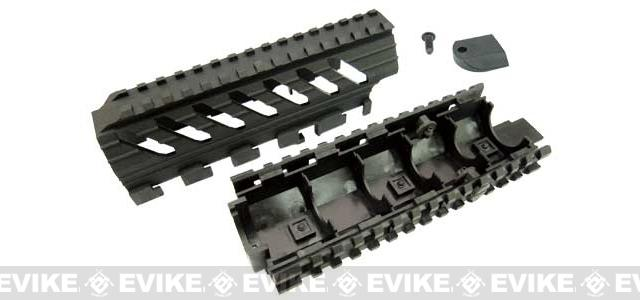 ICS Replacement Tactical RIS Handguard for ICS Galil Series Airsoft AEG (MG-36)