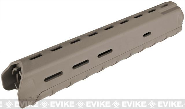Magpul PTS MOE Hand Guard for M16 Series Airsoft Rifle - (Dark Earth)