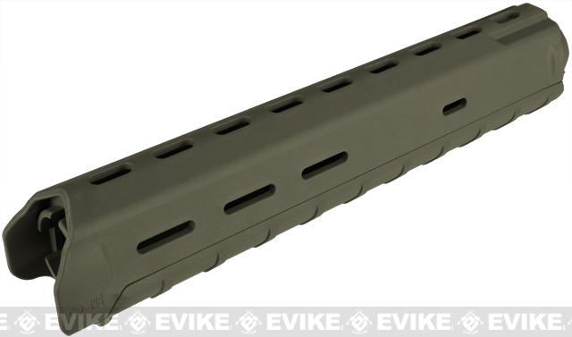 z Magpul PTS MOE Hand Guard for M16 Series Airsoft Rifle - (OD Green)