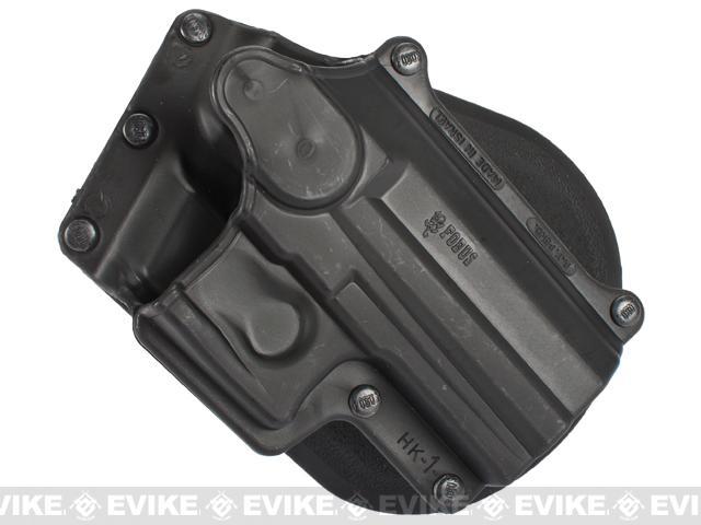 Fobus Elite Concealed Paddle Holster - H&K USP