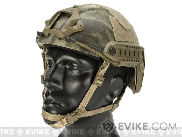 6mmProShop Bump Type Tactical Airsoft Helmet (MICH Ballistic Type / Advanced / ATACS)