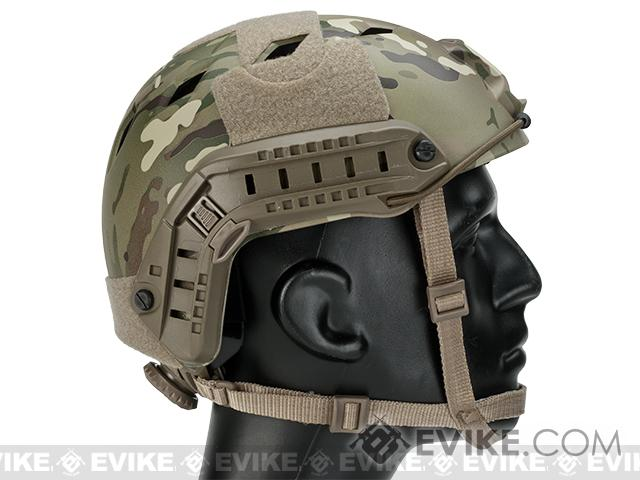 6mmProShop Bump Type Tactical Airsoft Helmet (BJ Type / Advanced / Multicam)