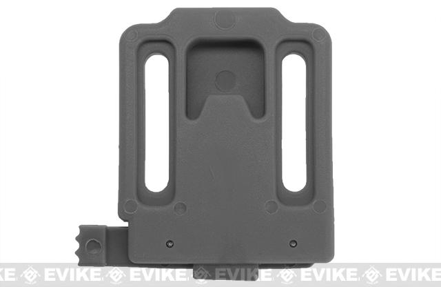 Avengers NVG Type Adapter For Airsoft Bump Helmets - Grey
