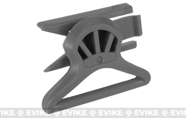 Avengers Goggle Swivel Clips for Bump Helmet - Foliage Green (Large)