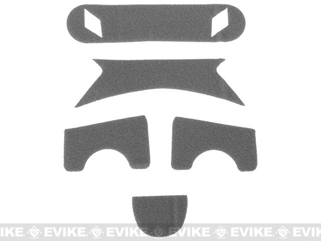 Emerson Loop Adhesive Strips for BJ Type Bump Helmets - Foliage Green