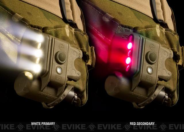 Surefire HL-1C Helmet Light for MICH Helmets - Tan