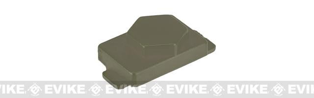 Hexmag Airsoft HexID (4 x Hexgon Latchplates / 4 x Followers) - Dark Earth