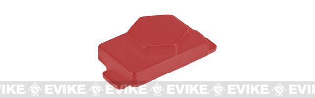 Hexmag Airsoft HexID (4 x Hexgon Latchplates / 4 x Followers) - LAVA Red