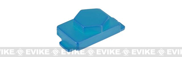 Hexmag Airsoft HexID (4 x Hexgon Latchplates / 4 x Followers) (Color: Nimbus Blue)