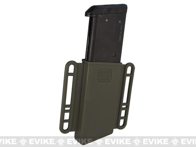 Avengers Mag Holster for Airsoft 1911 (Single Stack) Series Magazines - Set of 2 / OD Green