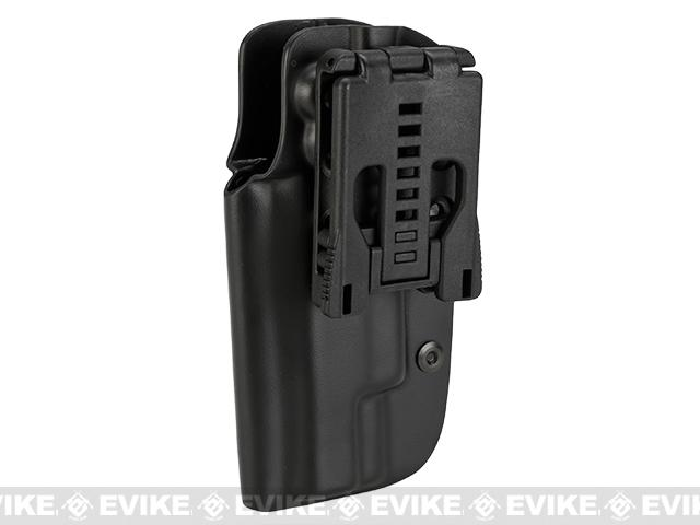 Blade-Tech OWB Holster w/ Tek-Lok - 1911 5 (Right Hand - Black)