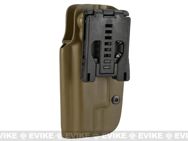 Blade-Tech OWB Holster w/ Tek-Lok - 1911 5 (Right Hand - Dark Earth)