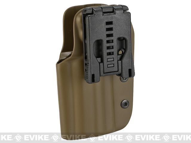 Blade-Tech OWB Holster w/ Tek-Lok - H&K 45 (Right Hand - Dark Earth)