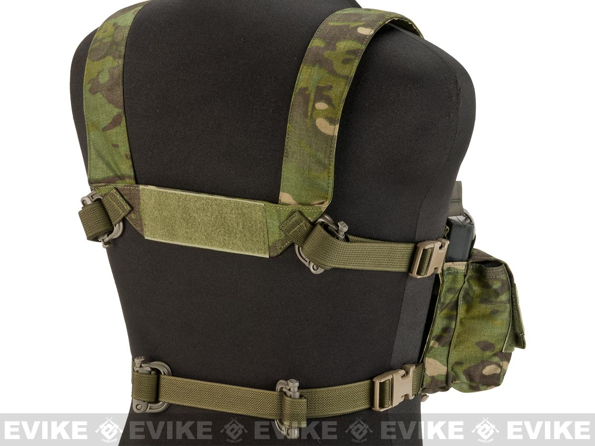 Haley Strategic HSP D3CR Disruptive Environments Chest Rig - Multicam Tropic