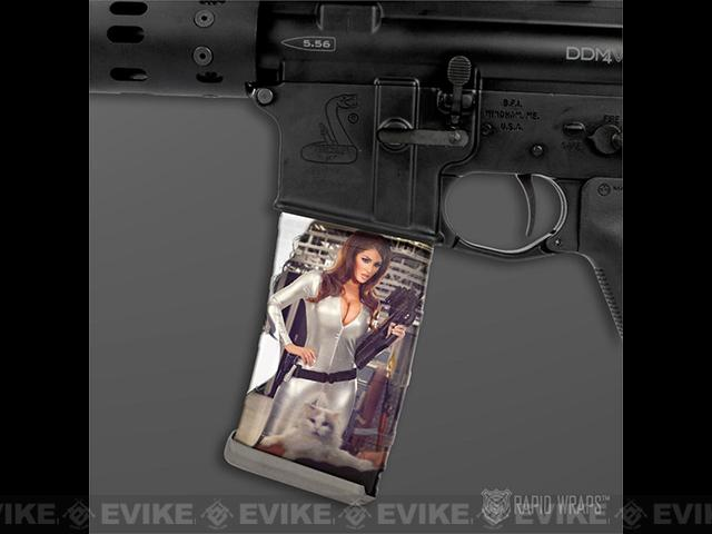 z US NightVision Mag Wraps™ Hot Shots 2014 Secret Agents - Lucy