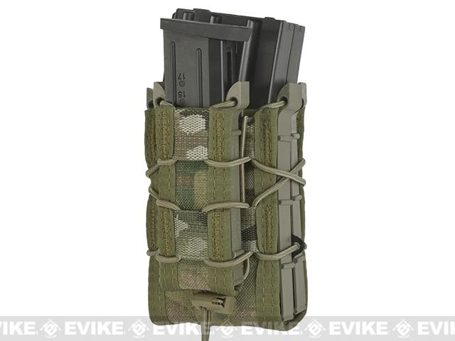 HSGI X2R/P TACO� Modular Double Rifle Magazine Pouch with Single Pistol Magazine Pouch - Multicam