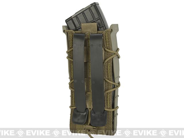 HSGI HCM TACO® Modular High Capacity Rifle Magazine Pouch - Coyote Brown