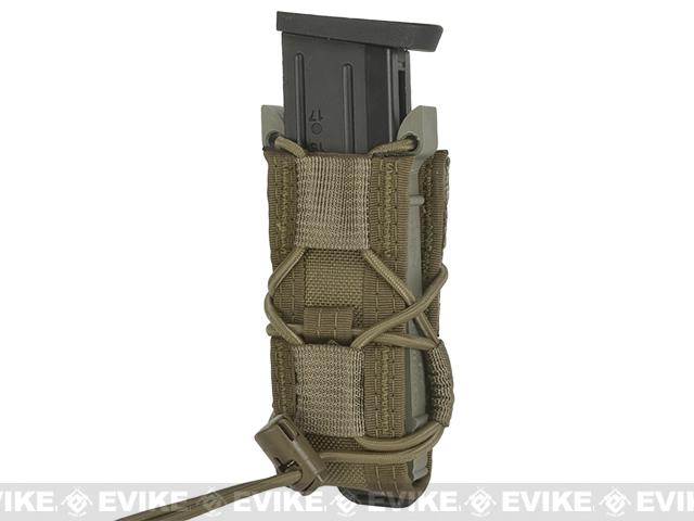 HSGI Pistol TACO® Modular Single Pistol Magazine Pouch - Coyote Brown