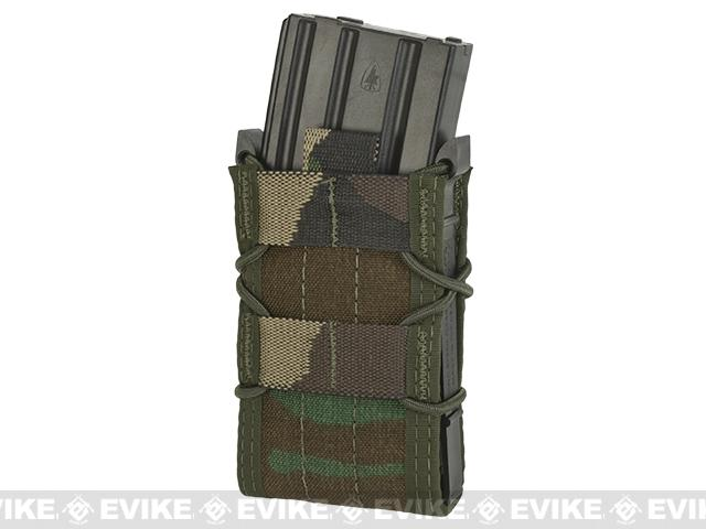 HSGI TACO� Modular Single Rifle Magazine Pouch - Woodland Camo