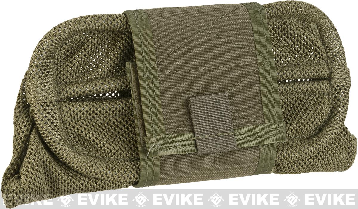 HSGI Mag-Net Tactical Mesh Dump Pouch - Smoke Green