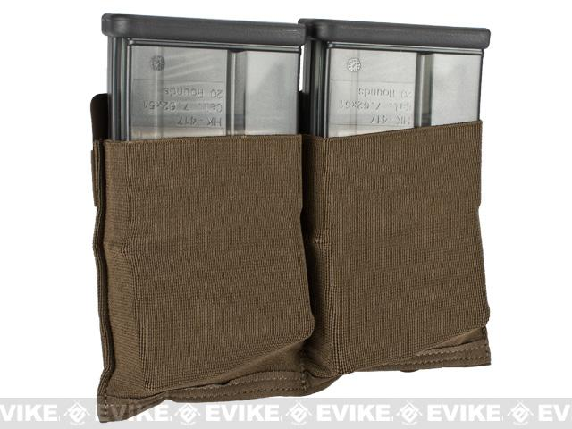 Blue Force Gear Ten-Speed HK417 Double Mag Pouch - Coyote Brown