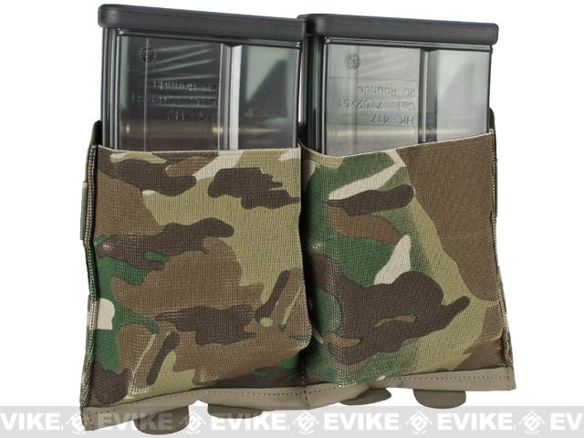 Blue Force Gear Ten-Speed HK417 Double Mag Pouch - Multicam
