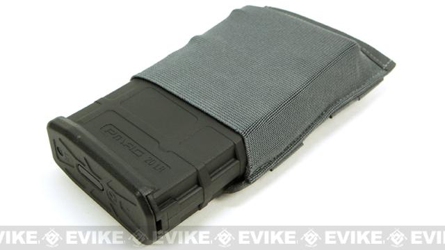Blue Force Gear Ten-Speed Single M4 Mag Pouch - Wolf Grey