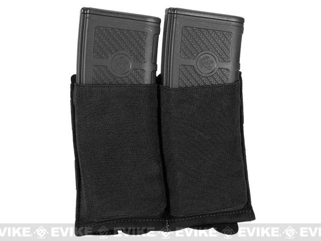 Blue Force Gear Ten-Speed Double M4 Mag Pouch - Black