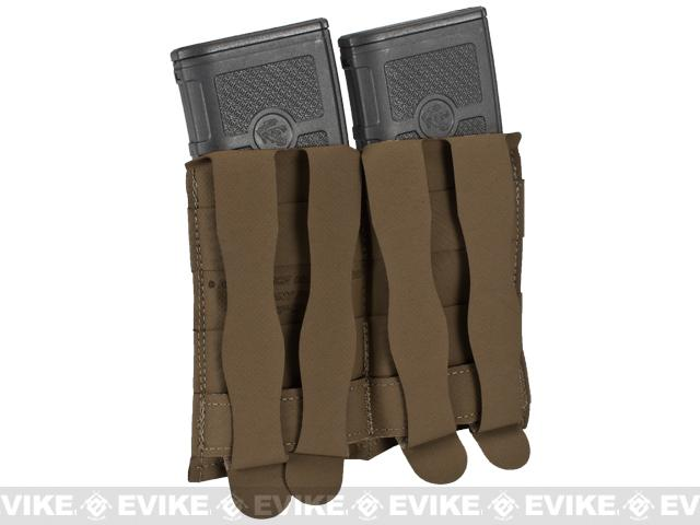 Blue Force Gear Ten-Speed Double M4 Mag Pouch - Coyote Brown