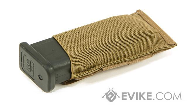 Blue Force Gear Ten-Speed Single Pistol Mag Pouch - Coyote Brown