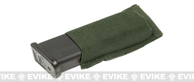 Blue Force Gear Ten-Speed Single Pistol Mag Pouch - Camo Green