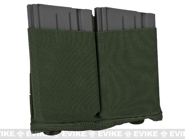 Blue Force Gear Ten-Speed Double SR25 Mag Pouch - Camo Green