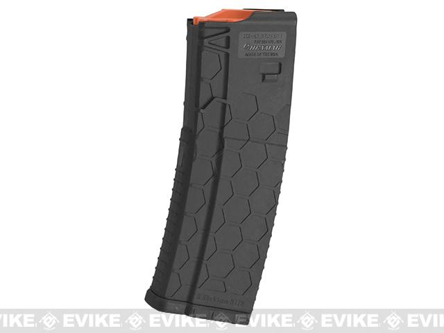 Hexmag TRUE Riser System HX10/30 AR / M4 Magazine 5.56x45mm NATO (Color: Black)