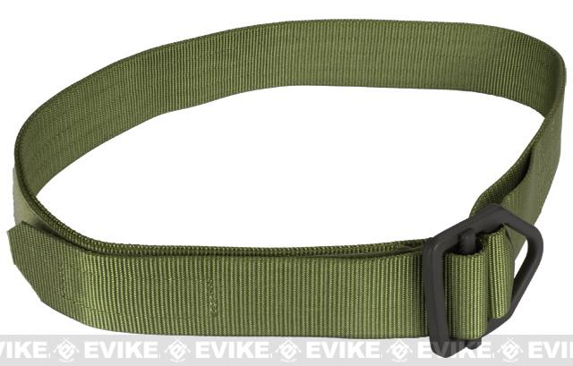Condor Instructor Belt - OD Green (Size: Small / Medium)