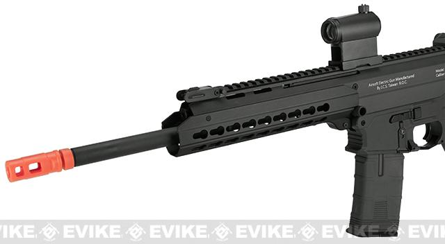 ICS Pro Line CXP-APE Carbine Electric Blowback Airsoft AEG Rifle - Black