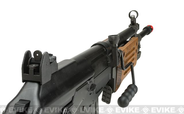 ICS Full Metal ICS-91 Galil ARM Airsoft AEG Rifle w/ Bipod & Side Folding Stock