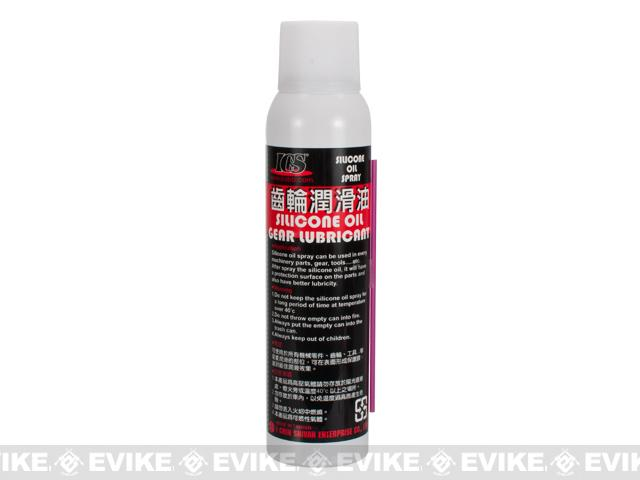 z (No Express or Air Shipping) ICS Silicon Oil Lubricant Grease in Aerosol Canister