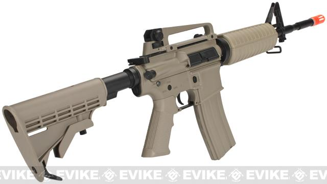 z ICS M4A1 Full Metal Airsoft AEG Rifle - Tan