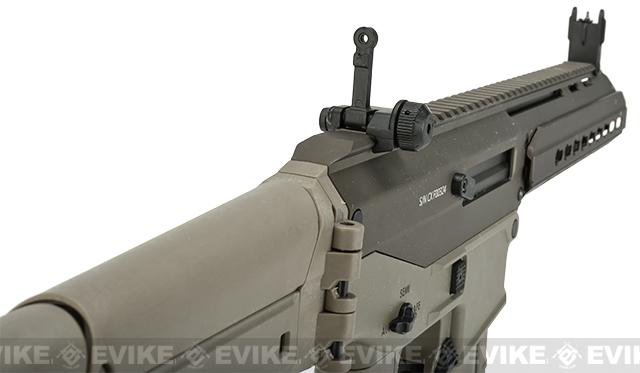 ICS Pro Line CXP-APE CQB Electric Blowback Airsoft AEG Rifle - Tan