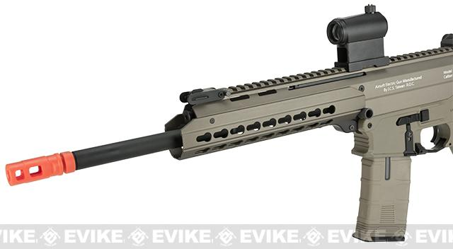 ICS Pro Line CXP-APE Carbine Electric Blowback Airsoft AEG Rifle - Tan