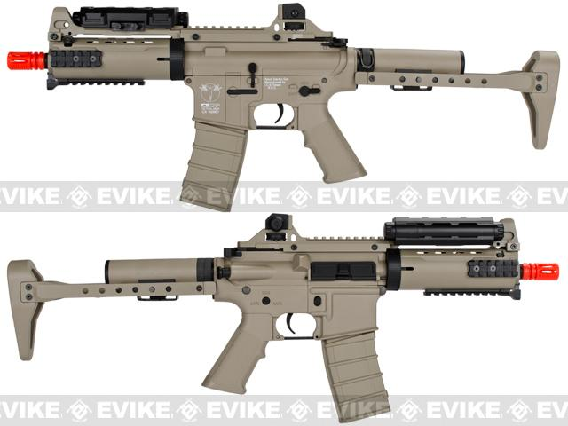 ICS Sportsline CXP Concept Full Size M4 Airsoft AEG Rifle - Tan
