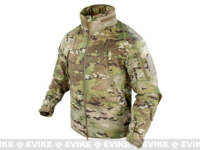 Condor Summit Tactical Softshell Jacket - Multicam (Small)