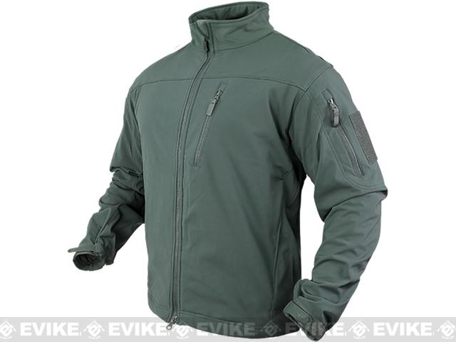 Condor Tactical Phantom Soft Shell Jacket - Foliage Green (X-Large)