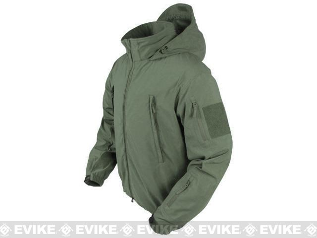 Condor Summit Zero Lightweight Soft Shell Jacket - Foliage Green / XXXL