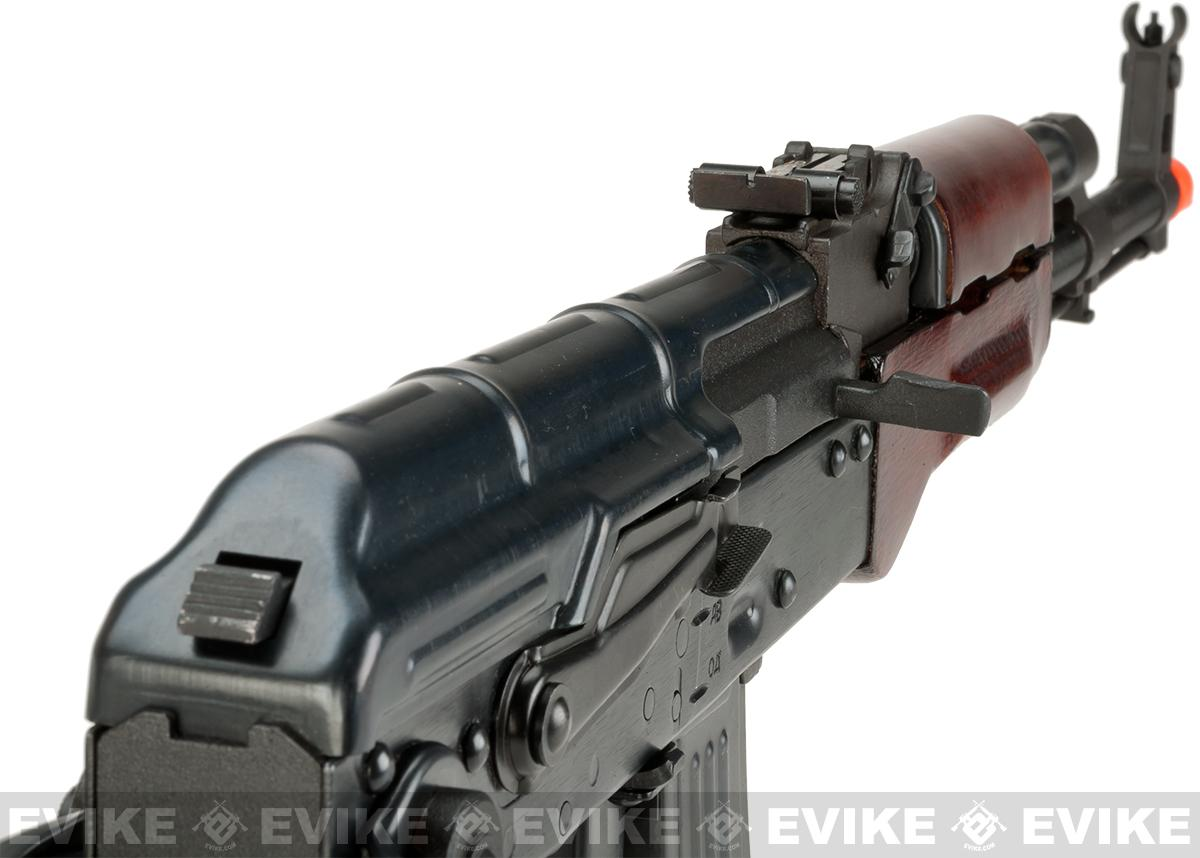 E&L Airsoft AKMS A113 Gen. 2 Full Metal AEG Rifle with Underfolding Stock