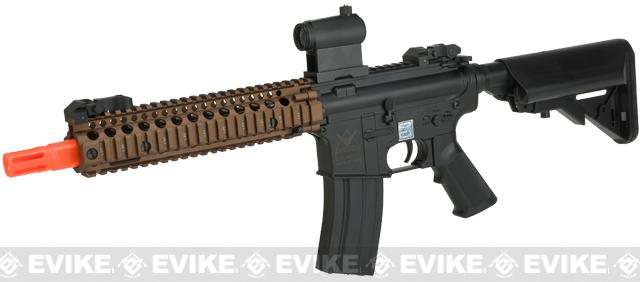 z JAG Custom Shop Echo1 Genesis Custom MK18 Airsoft AEG