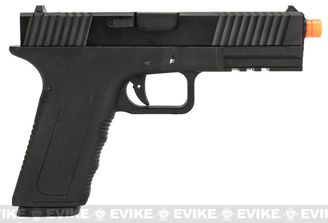 z JAG Custom Echo 1 Timberwolf ZEV Technologies Airsoft GBB Pistol - Black